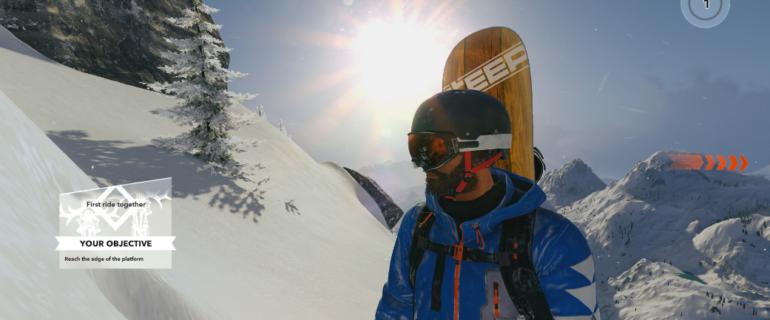 Steep, arriva l'aggiornamento 1.04: World Tour Tournament, nuove sfide e mappa dell'Alaska
