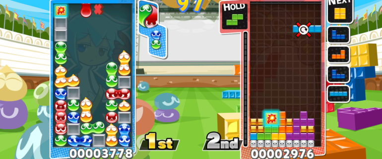 Puyo Puyo Tetris si prepara al debutto su PC: ecco il trailer