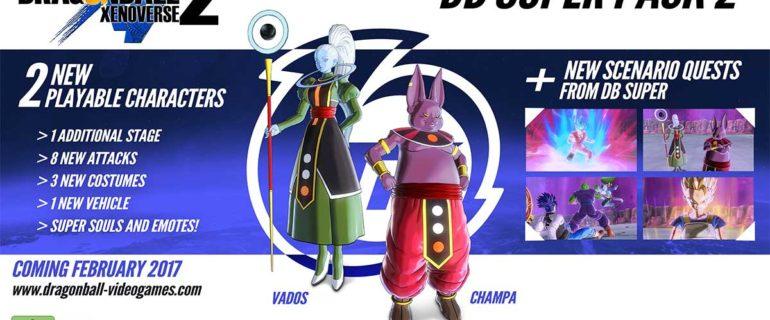 Dragon Ball Xenoverse 2: in arrivo nuovi aggiornamenti gratuiti e a pagamento