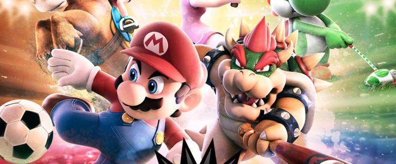 Nintendo annuncia Mario Sports Superstars in arrivo a marzo