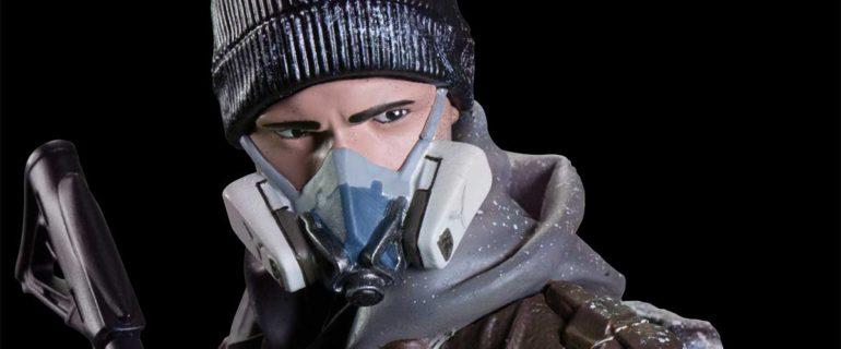 Ubisoft annuncia due nuove statuette dedicate a Tom Clancy's The Division e Ghost Recon Wildlands