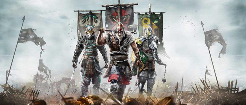 Ubisoft insieme a ESL annuncia For Honor Hero Series, il primo torneo internazionale