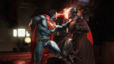 """Injustice 2, ecco il trailer """"Alleanze Distrutte Parte 1"""" con il cattivo Superman"""