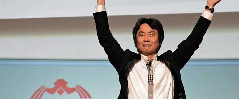 """Shigeru Miyamoto non è convinto della VR: """"La realtà virtuale mi preoccupa"""""""