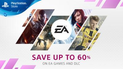 Nuovi sconti su PlayStation Store: FIFA 17, Titanfall 2, Battlefield 1 e molto altro