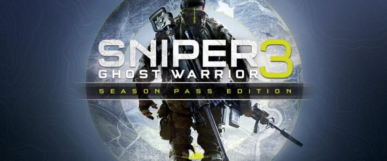 Sniper Ghost Warrior 3: con il preorder in regalo l'esclusivo Season Pass