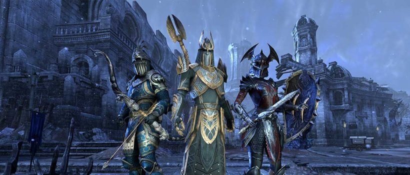 The Elder Scrolls Online, il DLC Wolfhunter e l'update 19 sono disponibili per PS4 e Xbox One