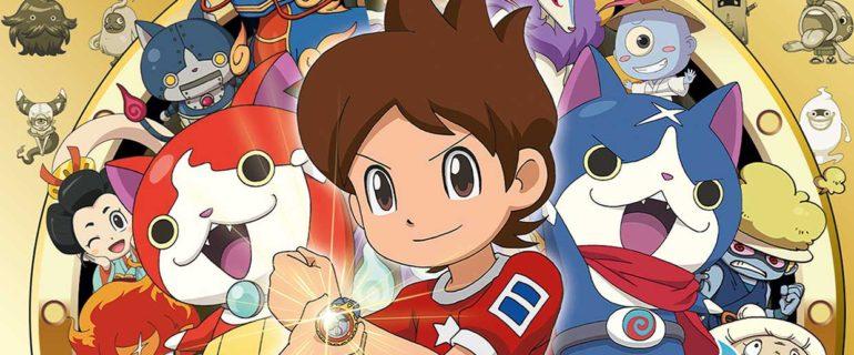 Yo-Kai Watch 2: ecco la data di uscita ufficiale