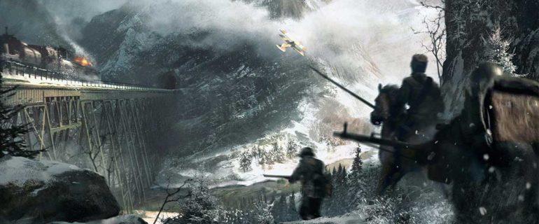 Battlefield 1: ecco le quattro espansioni incluse nel Premium Pass