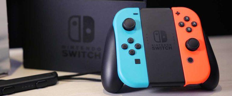 Nintendo Switch si aggiorna alla versione 4.0: arrivano il trasferimento dati, le registrazioni video e tanto altro