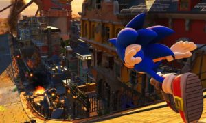 Sonic Forces: un nuovo trailer presentato all'E3