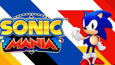 Sonic Mania disponibile da oggi su PlayStation 4, Xbox One e Nintendo Switch