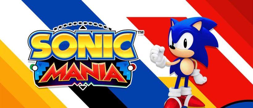 Sonic Mania: annunciata l'uscita di un album in vinile