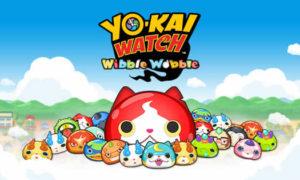 YO-KAI WATCH Wibble Wobble disponibile per Android e iOS