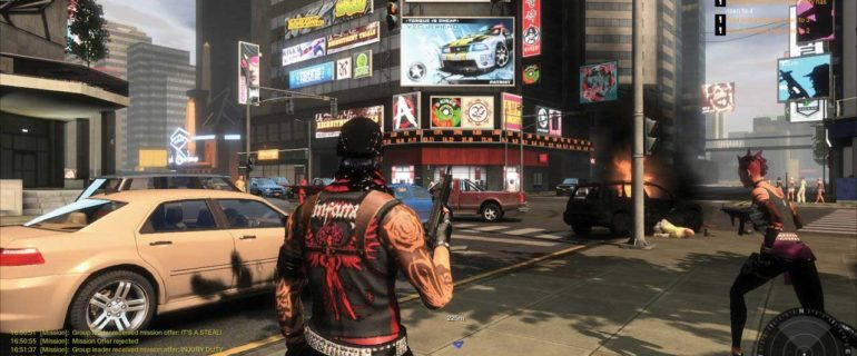 APB Reloaded è disponibile gratuitamente su PlayStation 4