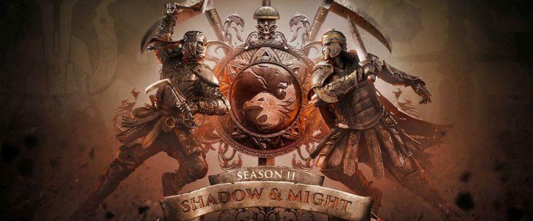 Shadow & Might, la seconda stagione di For Honor, è disponibile da oggi