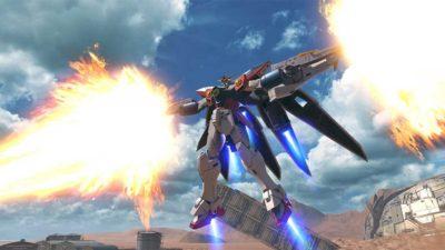 Gundam Versus in arrivo su PlayStation 4 in autunno: ecco il trailer