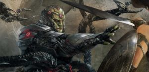 Injustice 2: entra in scena Brainiac nel nuovo trailer Alleanze Distrutte Parte 5