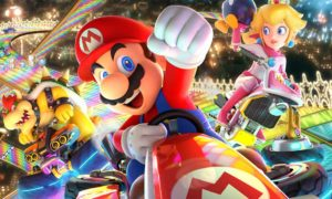 Mario Kart 8 Deluxe: ecco il video confronto tra Nintendo Switch e Wii U