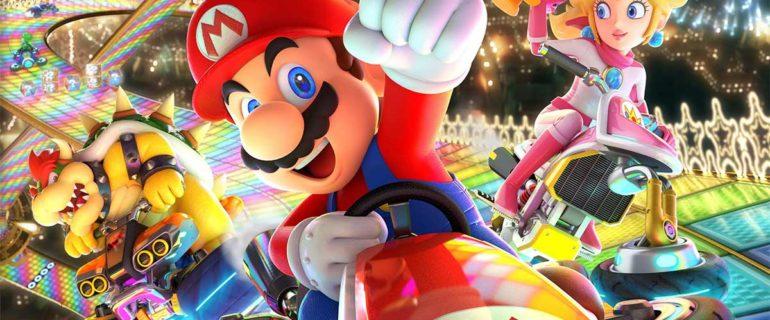 Mario Kart 8 Deluxe si aggiorna alla versione 1.2: ecco tutte le novità