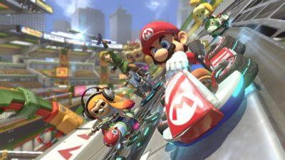 Mario Kart 8 Deluxe compatibile con Nintendo Labo: trailer e gameplay dal Gamescom 2018