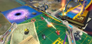 Micro Machines World Series: il nuovo trailer ci mostra il gameplay