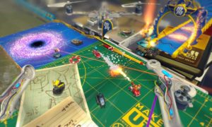 Micro Machines World Series: ecco il primo trailer gameplay
