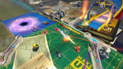 Micro Machines World Series: il nuovo trailer ci mostra il gameplay