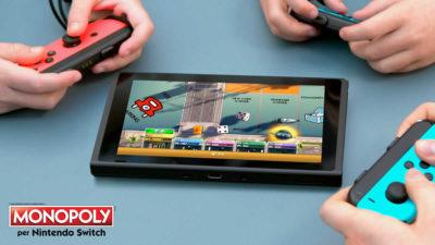 Annunciato Monopoly per Nintendo Switch: ecco il trailer