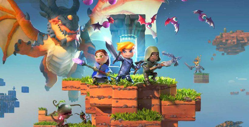 Portal Knights riceve tantissimi nuovi contenuti su Nintendo Switch