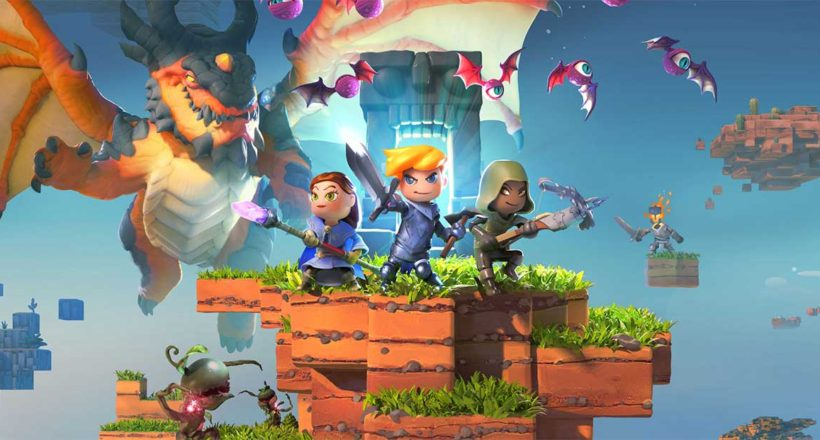 Portal Knights: da oggi è disponibile la demo per Switch sul Nintendo eShop