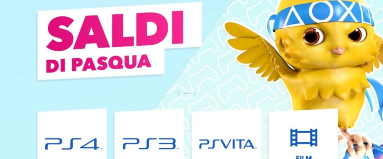 PlayStation Store: ecco i saldi di Pasqua