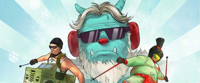 Disponibile Winterfest, il nuovo contenuto aggiuntivo di Steep