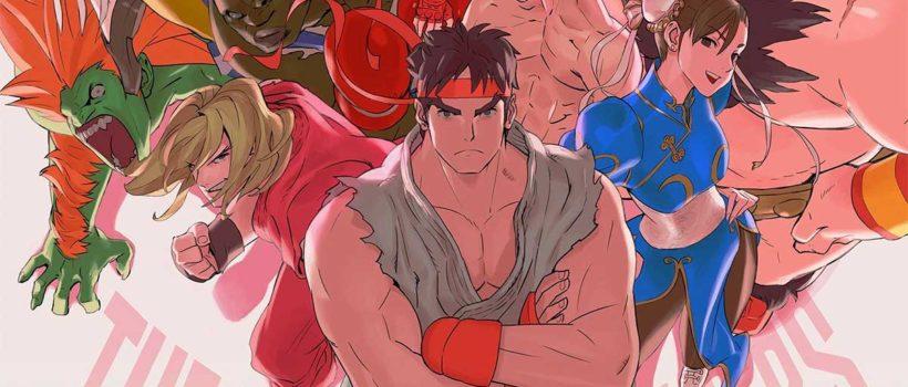 Ultra Street Fighter II: The Final Challengers arriva su Nintendo Switch il 26 maggio