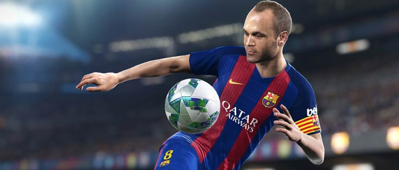 PES 2018: disponibile il download della demo online per PlayStation 4 e Xbox One