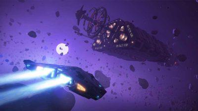 Elite Dangerous in arrivo su PlayStation 4 il 27 giugno