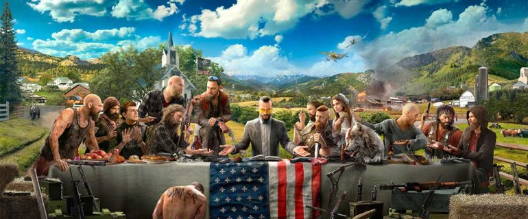 Far Cry 5: il nuovo trailer è un video musicale