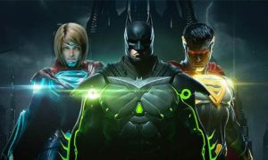 Injustice 2: ecco il confronto video tra PS4 e Xbox One