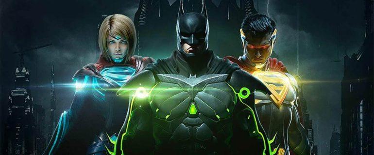 Injustice 2: inizia oggi la prova gratuita su PS4 e Xbox One
