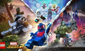 LEGO Marvel Super Heroes 2: ecco il nuovo trailer della storia