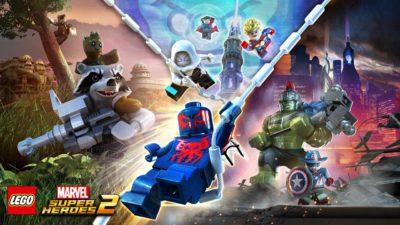 LEGO Marvel Super Heroes 2 annunciato ufficialmente: ecco il trailer
