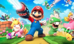 Mario + Rabbids Kingdom Battle per Nintendo Switch: video e informazioni dall'E3