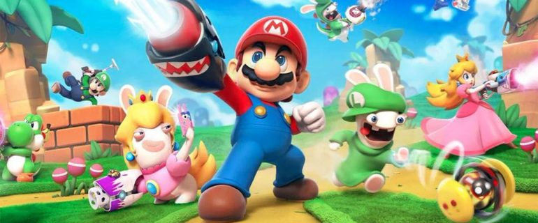 Rumor: nuovi dettagli su Mario + Rabbids Kingdom Battle su Nintendo Switch