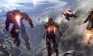Anthem: EA annuncia la data di uscita e mostra un trailer inedito