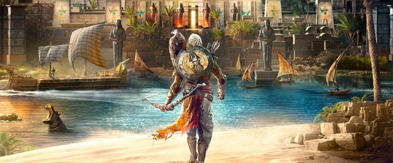 Assassin's Creed Origins: Ubisoft annuncia i contenuti post-lancio con un trailer