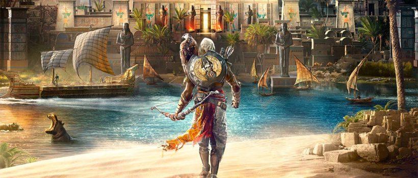 Parte l'Assassin's Creed Origins Tour: ecco dove provare il gioco in anteprima