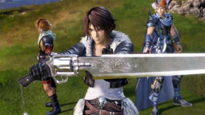 Dissidia Final Fantasy NT, Rinoa è ora disponibile come terzo personaggio del Season Pass