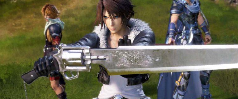 Anche Dissidia Final Fantasy NT sarà a Milan Games Week 2017