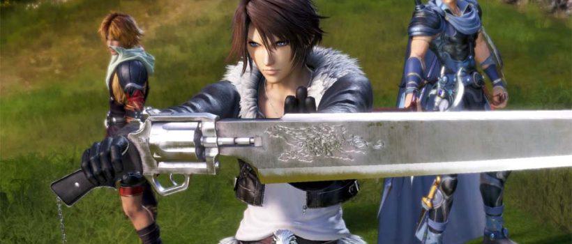 Dissidia Final Fantasy NT: il nuovo trailer ci mostra gli eroi e i cattivi storici della serie