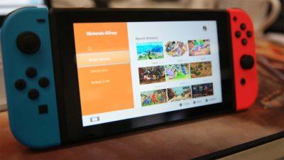 Nintendo Switch: iniziano i ban online contro gli hacker della console